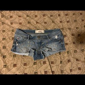 Hollister Jeans Shorts 7 W28